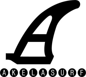 Akela Surf Large Logo
